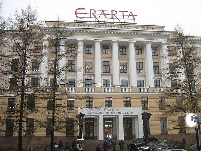 ВПетербурге состоится персональная выставка картин Сергея Шнурова