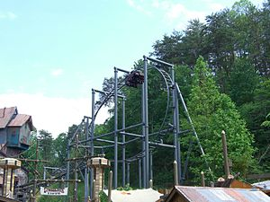 Mystery Mine - Image: Mystery Mine (Dollywood) 04