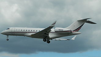 Bombardier Global Express - Global 6000