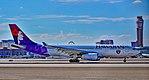 """N378HA Hawaiian Airlines 2015 Airbus A330-243 - cn 1615 """"Kaukamalama"""" (36159048652).jpg"""