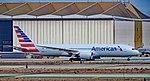N828AA American Airlines Boeing 787-9 Dreamliner s-n 40698 (23945309778).jpg