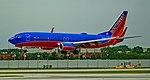N8618N Southwest Airlines Boeing 737-8H4 Serial Number 36915 (43054610104).jpg