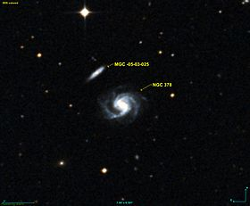 Image illustrative de l'article NGC 378
