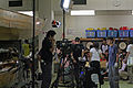 NHK News Kobe caravan at Aioi J09 001.jpg