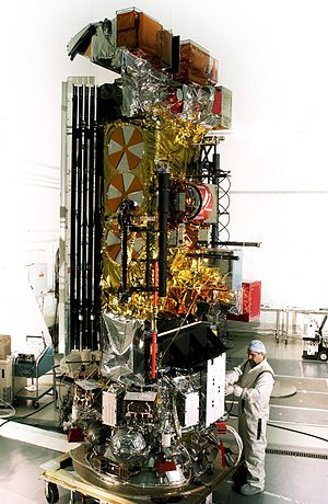 NOAA-17 - NOAA-M before launch