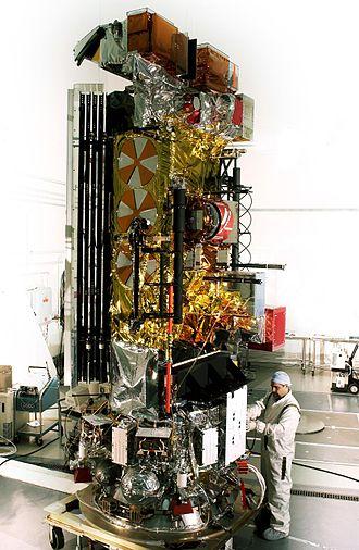 NOAA-17 - NOAA-M before launch