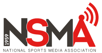 National Sports Media Association - NSMA logo