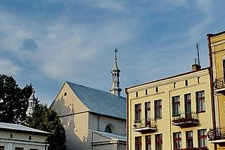 Вольбром,  Малопольское воеводство, Польша