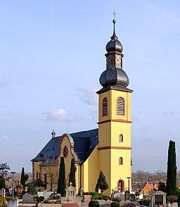 Nackenheim Kirche St. Gereon 2016 02 18 15 57 05