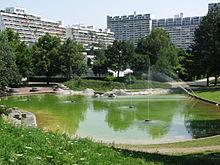 Olympisches Dorf München Wikipedia