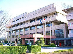 Nagareyama city office hall 01.jpg