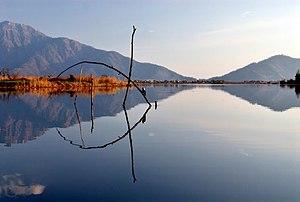 Geography of Jammu and Kashmir - Nageen Lake