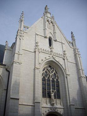 photo de chapelle Chapelle de l'Immaculée (Chapelle de l'Immaculée)
