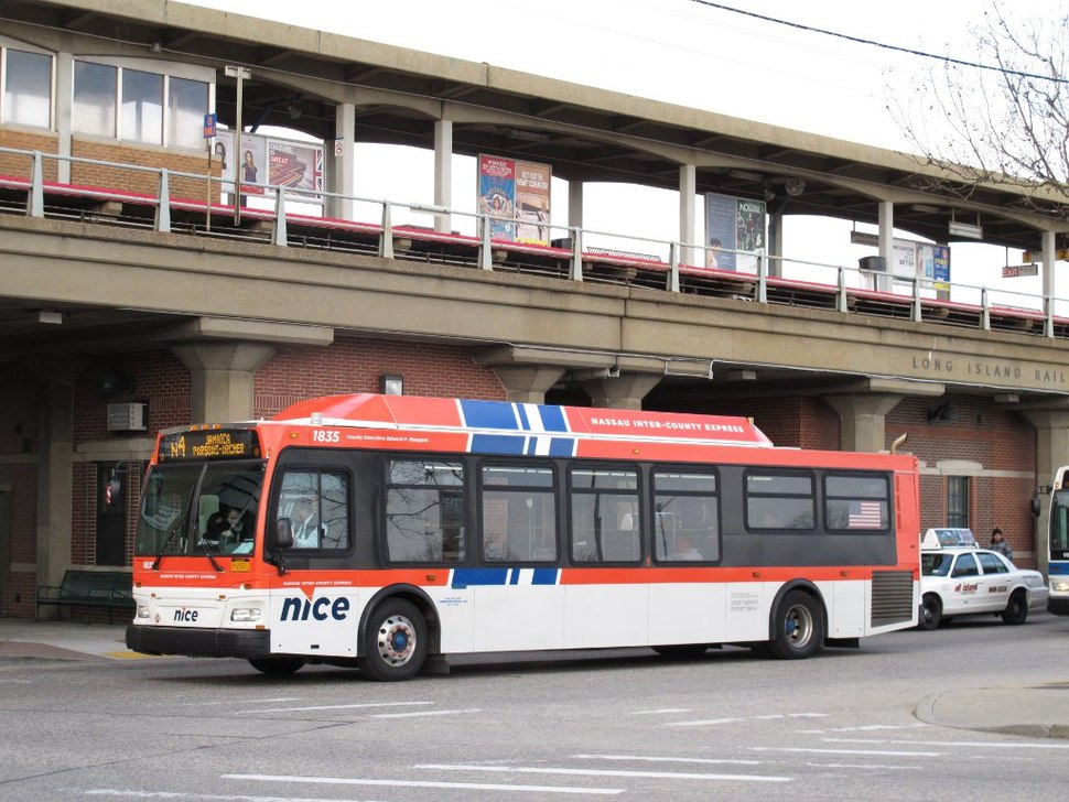 Nassau Inter-County Express Orion VII CNG (2011)