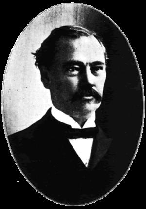 Nathaniel Edwin Harris - Nathaniel E. Harris, circa 1882