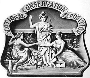 National Conservation Exposition - Seal of the National Conservation Exposition