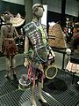 National Museum of Ethnology, Osaka - Bridal costume with beads - Zulu people in South Africa - Collected in 1996.jpg