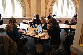 National Museum of Women in the Arts Art+Feminism Edit-a-thon 2018 0320.jpg