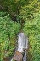 Naturschutzgebiet Schwarza-Schlücht-Tal - Wasserfälle in der Berauer Halde Bild 6.jpg