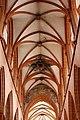 Nave ceiling - Heiliggeistkirche - Heidelberg - Germany 2017.jpg