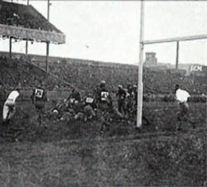 Nebraska Field - Nebraska Field in 1921