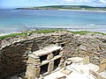 Neolithic Furniture at Skara Brae - geograph.org.uk - 488573.jpg