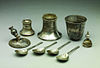 Silverware from the Nether Stowey Hoard