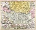 Neu-Geographisch vorgestelltes Ungarisches Kriegs-Theatrum in Servien und dem Bannat Temeswar, worinnen... - CBT 5883290.jpg