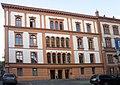 Neues Museum, Hauptgebäude Universität Rostock.JPG