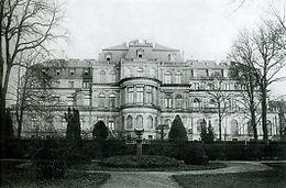 Neues Palais, Landtag Hessens