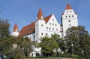 Neues Schloss Ingolstadt Südwest