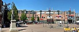 """Einkaufszentrum """"Saarparkcenter"""" in Neunkirchen."""