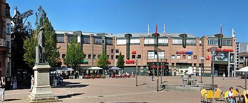 Neunkirchen Saar Einkaufszentrum1
