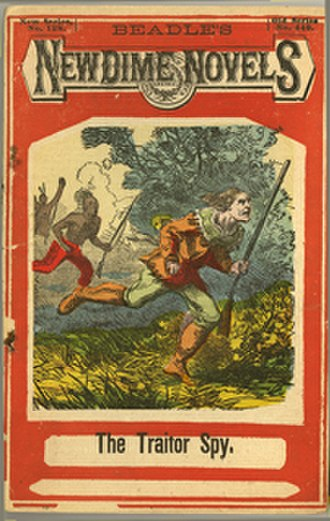 Dime novel - The New Dime Novel Series introduced color covers but reprinted stories from the original series