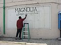 New Orleans Neighborhood Sign Painter - Magnolia Supermarket.jpg