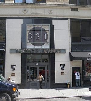 New York Observer - 44th Street office