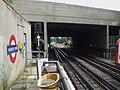 Newbury Park stn look south to portals.JPG