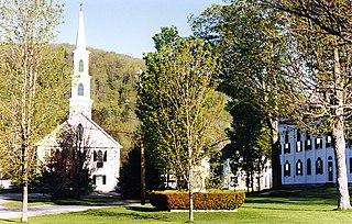 Newfane (village), Vermont Village in Vermont, United States