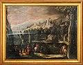 Niccolò dell'abate, paesaggio con figure di dame e cavalieri, 1550-52.jpg