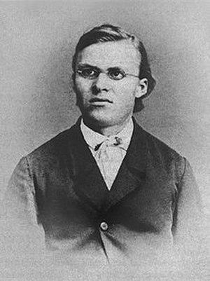 Friedrich Nietzsche - Young Nietzsche