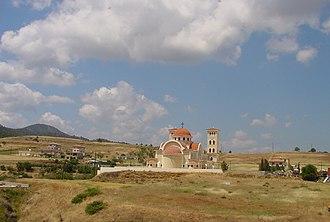 Nikitari - Church in Nikitari