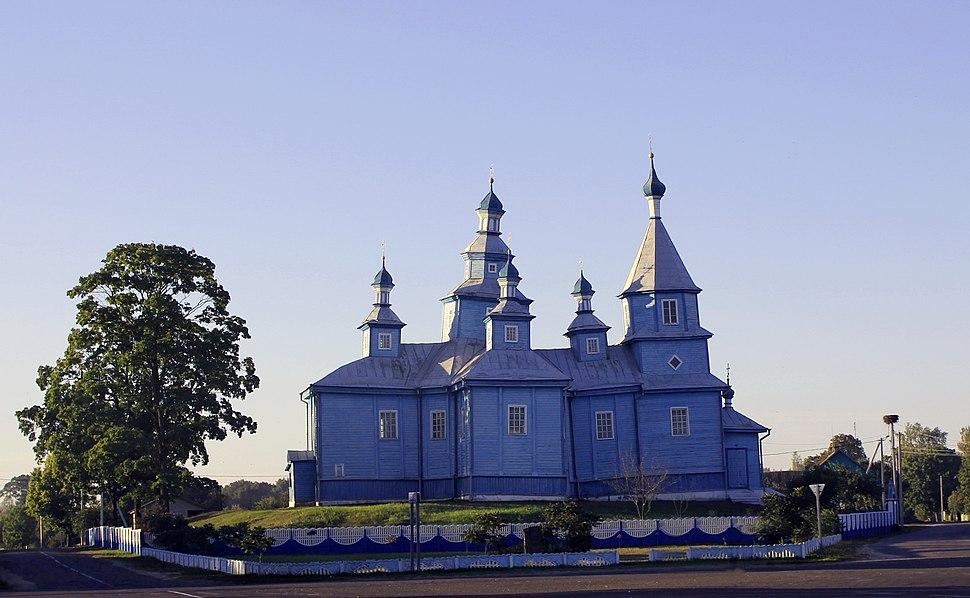 Nikolaevskaya Church in Kozhan Gorodok