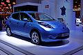 Nissan Leaf - Mondial de l'Automobile de Paris 2012 - 005.jpg