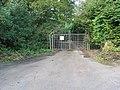 No entry - geograph.org.uk - 568923.jpg