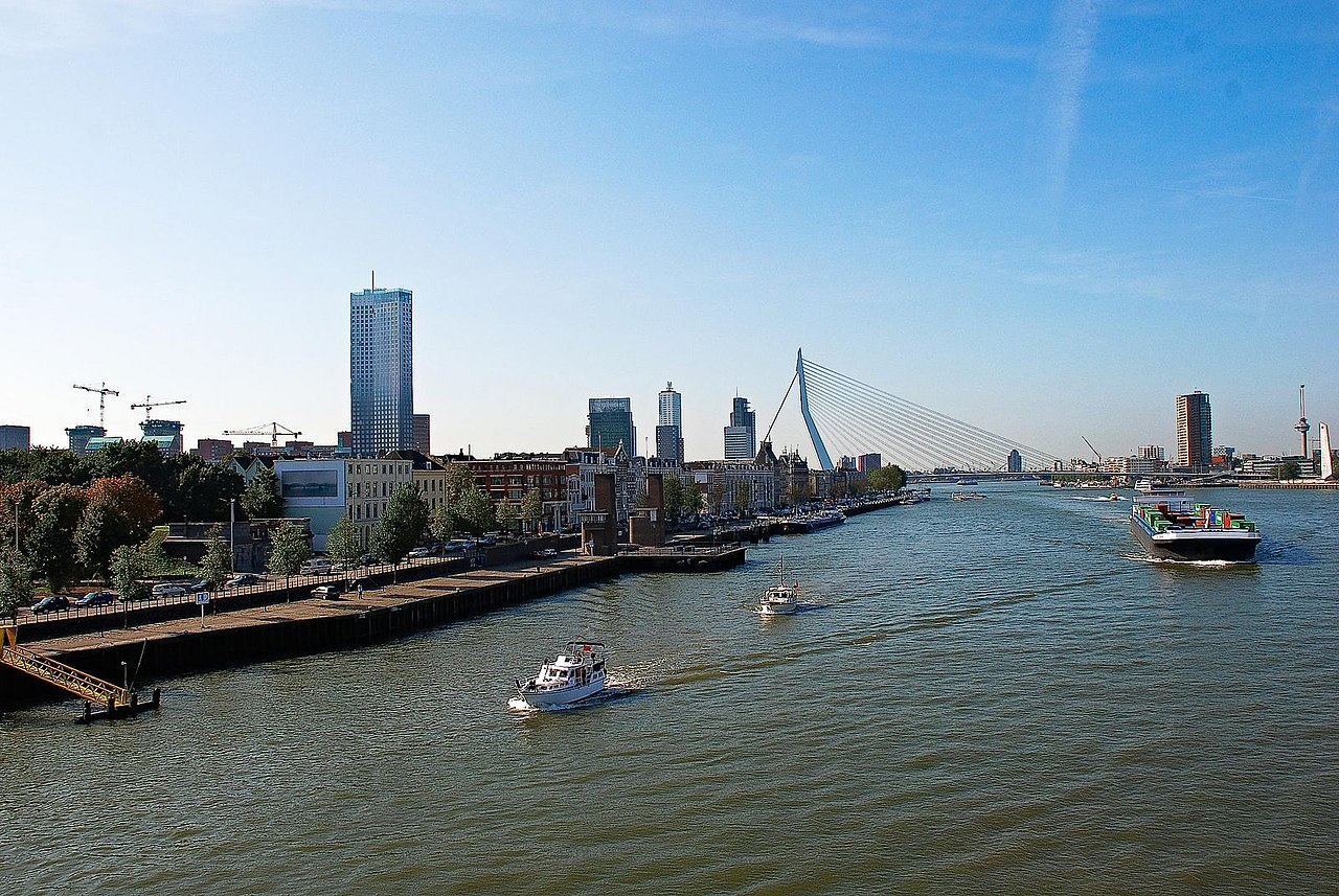 Where to live in Rotterdam