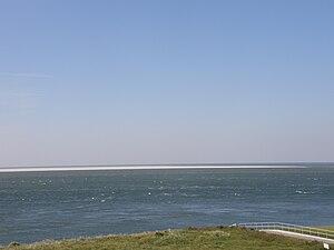 Noorderhaaks - Noorderhaaks seen from the mainland