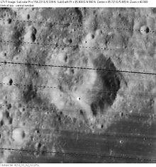 塔基尼陨石坑