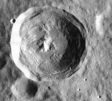 赫歇尔陨石坑