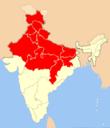 North India locator.png