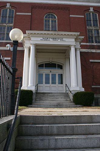 Northbridge, Massachusetts - Northbridge Town Hall